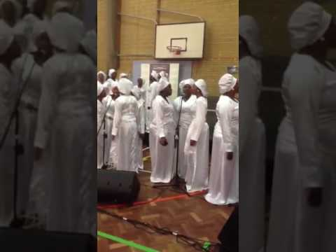 Moses orimolade uth choir rendition