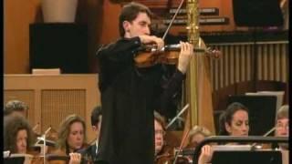 Noah Bendix-Balgley: Brahms Violin Concerto 2nd movement