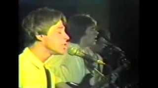 """1983-01-30 The Idols """"Colour Into Colour"""" Edmonton AB"""