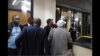 Sonko's chaotic date with EACC - VIDEO