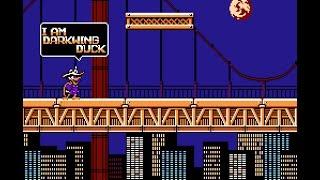 [Dendy/NES] Darkwing Duck [Полное прохождение / Longplay]