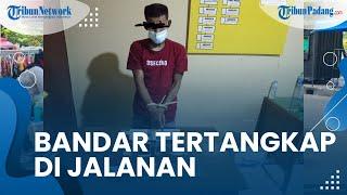 Hendak Transaksi Narkoba, Makdang Ditangkap Tim Mata Elang Sat ResNarkoba Polres Pariaman