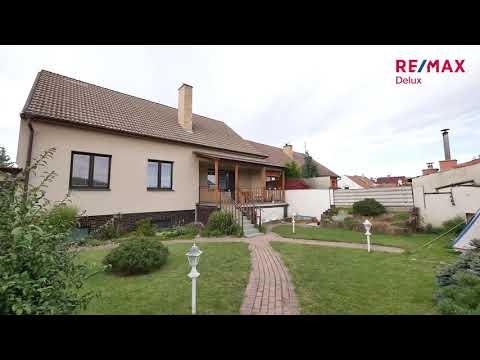 Video z << Prodej rodinnýho domu 200m2, Uherčice >>