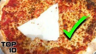 Top 10 Foods You
