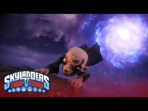 Видео № 0 из игры Skylanders Trap Team. Cтартовый набор (Б/У) [PS4]