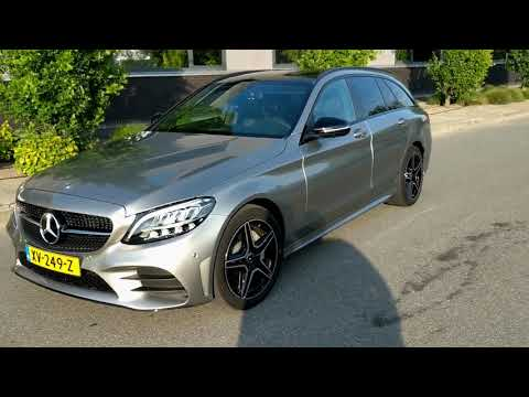 Mercedes C Class C180 Estate AMG Package!!!!!!! Nice practical family car walk around video