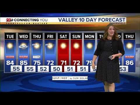 23ABC Weather   Monday, October 15, 2019