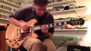 "Joni Mitchell ""Cherokee Louise"" Chord Changes"