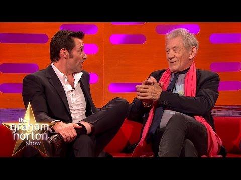Logan, Profesor X a Magneto znovu na scéně - The Graham Norton Show