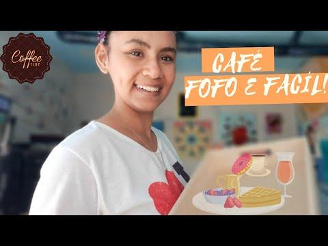 CAFÉ DA MANHÃ COM ESTILO!!!