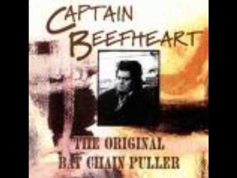 Captain Beefheart Floppy Boot Stomp Shiny Beast Track One