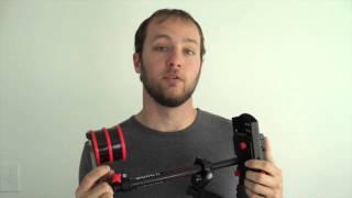 DSLR Handheld Stabilizer|Camera Support System|Flycam Junior