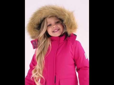 Куртка Vulpes 98W22 розовый