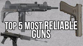 5 הרובים האמינים ביותר