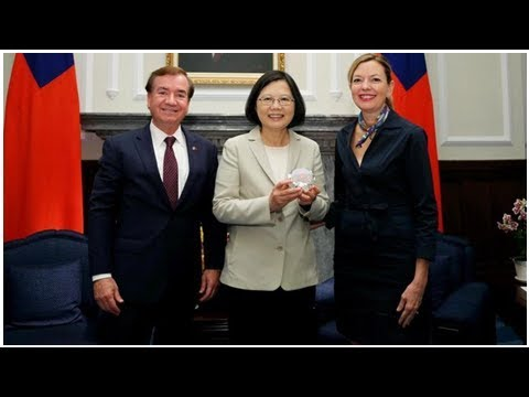 EEUU inauguró en Taiwán nueva embajada de facto ante tensiones con China