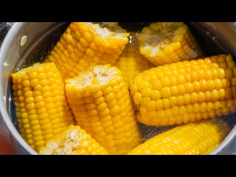 Do You Boil Your Corn? Here's Why You Should Stop