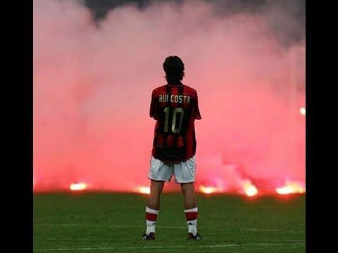 AC Milan the best players in the era of Silvio Berlusconi ... Part 2/4 - Top 10 Midfielders!