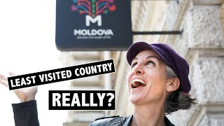 WHY VISIT MOLDOVA? | THE LEAST VISITED COUNTRY IN EUROPE | VLOG EP 154