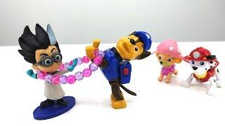 Щенячий патруль МУЛЬТИК ИЗ ИГРУШЕК. Видео про игрушки и 8 Марта! Ромео подменил подарок 🎁 для Скай!
