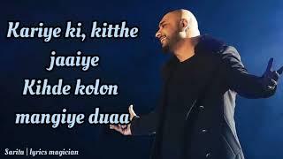 #Dholna #BPraak #Jaani #Qismat DHOLNA SONG LYRICS
