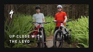 Up Close With the All New LEvo