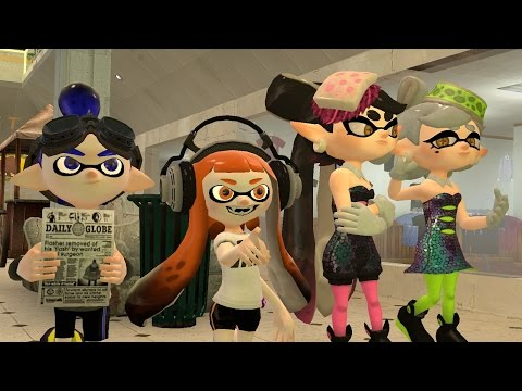 [Splatoon GMOD] Squidplaza Tour