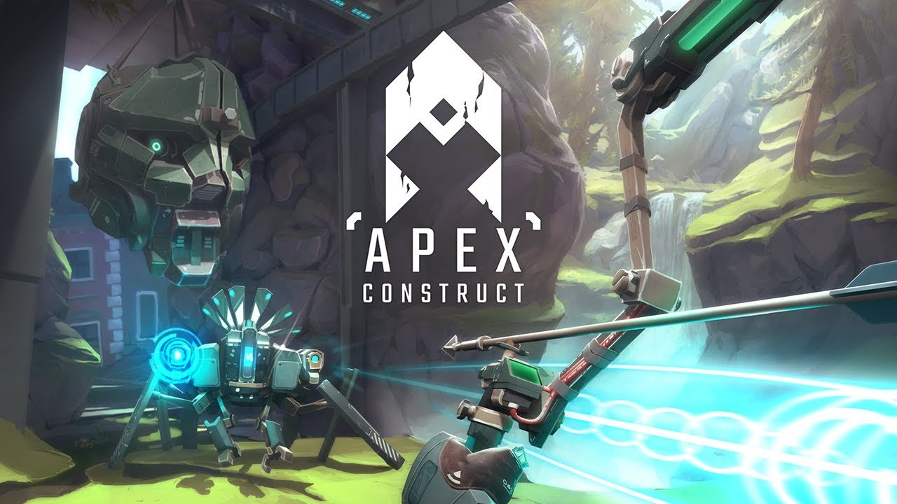 Futuristic PS VR Action Adventure Apex Construct Out Today