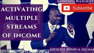 MUST WATCH) SOAKING By Apostle Joshua Selman and Steve
