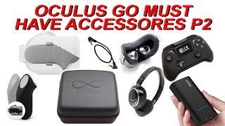 Oculus Go USB OTG Media! Play movies on Oculus Go from a USB
