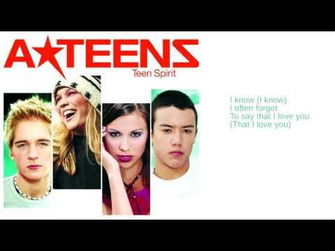 A*Teens: 10. For All That I Am (Lyrics)