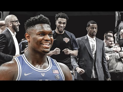 """Tracy McGrady EXPOSES Zion Williamson?! """"He DOESN'T WANT TO PLAY IN N.Y.!"""""""