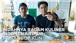 Indahnya Ragam Kuliner Indonesia Timur Ft. Tanboy Kun - #EkspedisiSegaris Eps 15