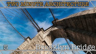 The Brooklyn Bridge - Who built it? - Facts you should know.
