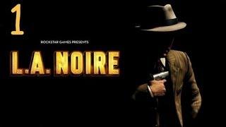 Прохождение L.A. Noire - Дело #1