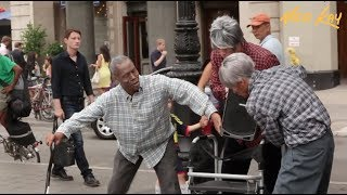 So You Think You Can Dance: Grandpa Edition