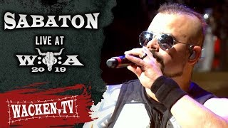 Sabaton   The Price Of A Mile   Live At Wacken Open Air 2019