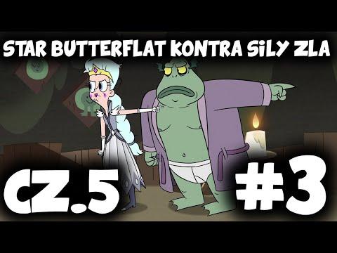 Star Butterfly kontra siły zła #3 SEZON 3 CZĘŚĆ 5