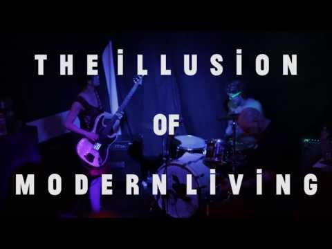 Apogee Sound Club, THE ILLUSION OF MODERN LIVING & THE WALL live @ F8
