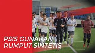 PSIS Semarang jadi Klub Pertama yang Menggunakan Stadion Berumput Sintetis di Kompetisi Liga 1