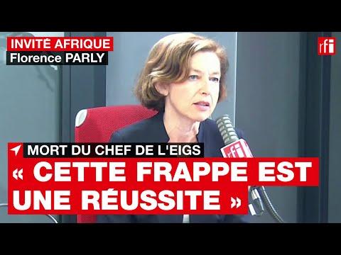 Mort du chef de l'EIGS: «Cette frappe est une très grande réussite» • RFI