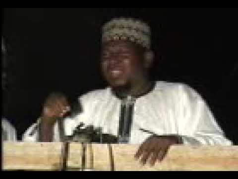 Sheikh kabiru GOMBE falalar karanta Qur'ani basalatul fahtiba