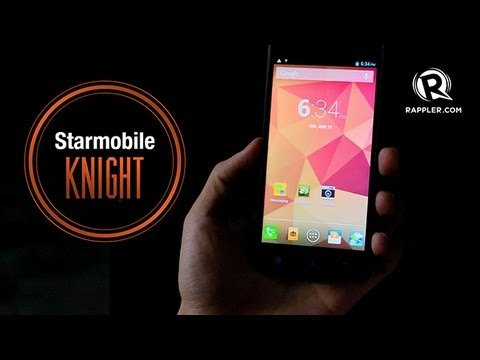Sneak Peek: Starmobile Knight
