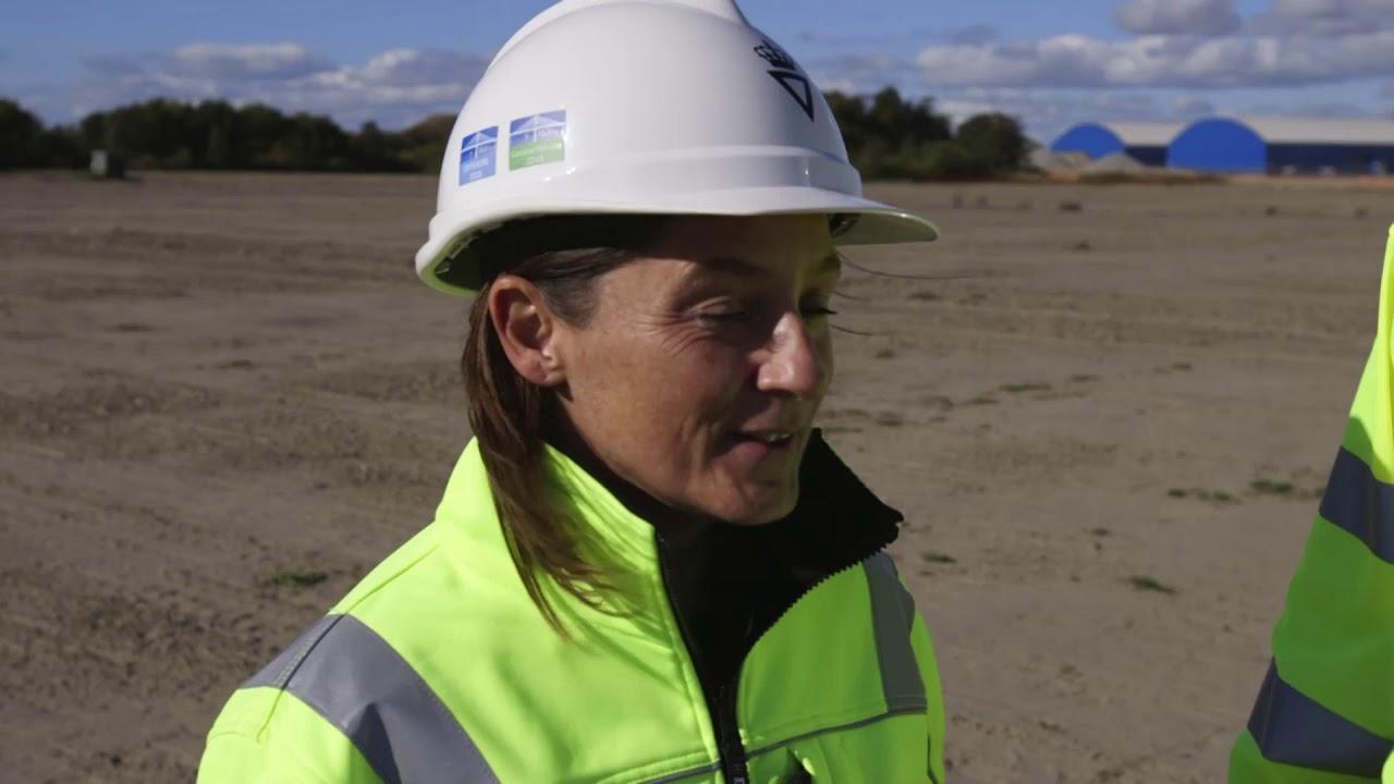 Barbara - Teknisk projektleder på den nye Storstrømsbro