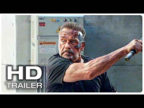 TERMINATOR 6 DARK FATE Trailer #2 (NEW 2019) Arnold Schwarzenegger Movie HD