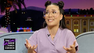 Ali Wong Needs More Than 5 Baby Diapers In an Emergency