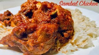 Sambal Chicken (Malaysian Chilli Chicken) | Recipes Are Simple