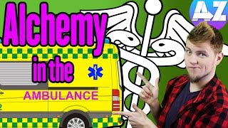 The History of the Snake Staff Symbol & Why its on Ambulances