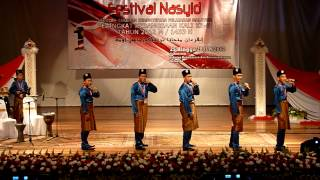 preview picture of video 'NAIB JOHAN Festival Nasyid Kebangsaan 2012 - Sarawak'