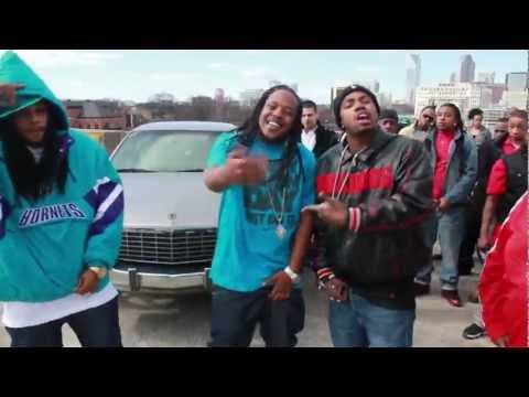 """FT. LIL SCRAPPY """"Atlanta To Queen City"""" by CAM & READY RED (prod by Hollyhood) OFFICIAL MUSIC VIDEO"""
