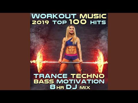 Workout Music 2019 Top 100 Hits Trance Techno Bass Motivation (2hr Goa Psy Trance Fitness DJ Mix)